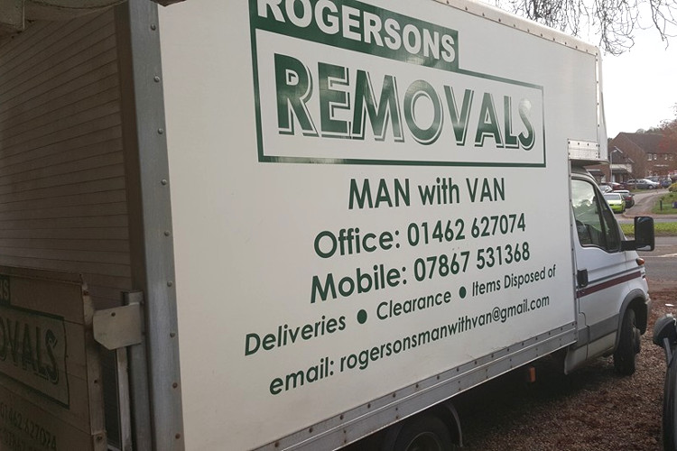 Potters Bar Removals