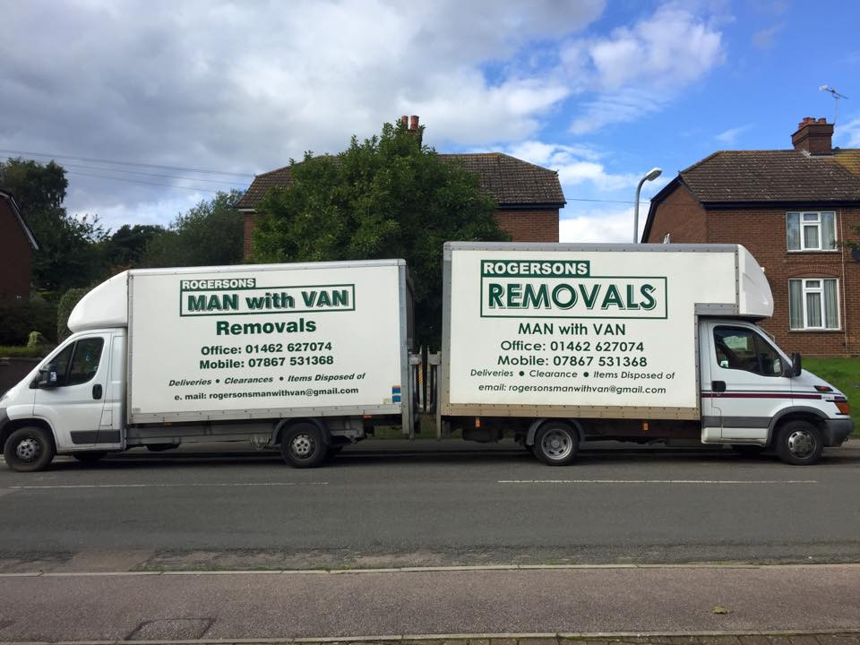Rogersons Removals Stevenage